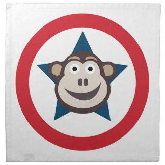 Super Monkey Cloth Napkins