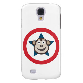 Super Monkey Graphic Galaxy S4 Case