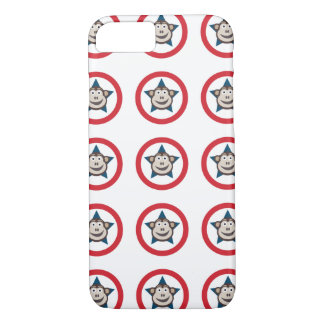 Super Monkey Graphic IPhone 7/8 Case