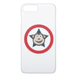 Super Monkey Graphic IPhone 7+/8+Case Barely There iPhone 8 Plus/7 Plus Case
