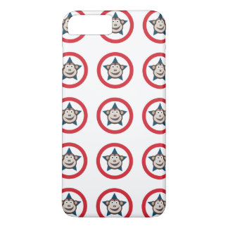 Super Monkey Graphic IPhone 7+ Case