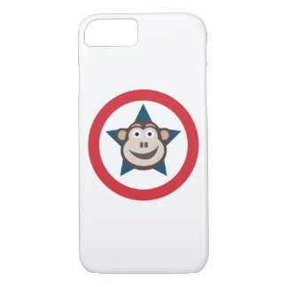 Super Monkey Graphic IPhone 7 Case Barely There