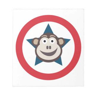 Super Monkey Graphic Notepad