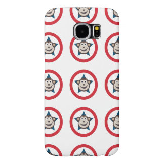 Super Monkey Samsung Galaxy S6 Case