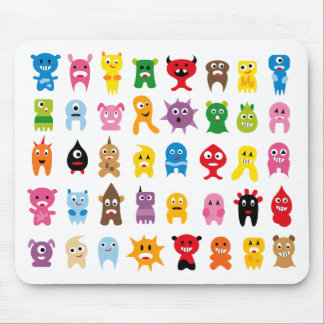 Super Monsters All Mouse Mat