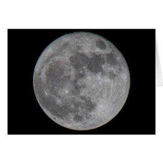 Super Moon Card