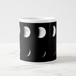 Super Moon Lunar Eclipse Giant Coffee Mug