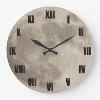 Super Moon November 13th 2016 Large Clock