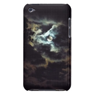 super moon of the night sky barely there iPod covers