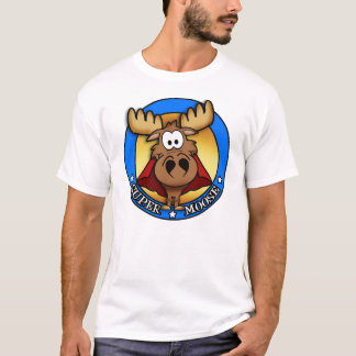 Super Moose Hero Shirt