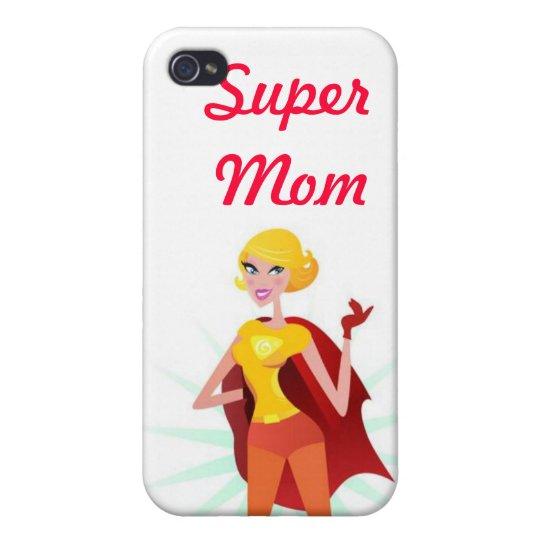 Super Mum Case For The iPhone 4