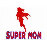 Super Mum Post Cards