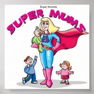 Super Mum Poster