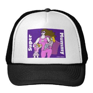 Super Mummy Mesh Hats