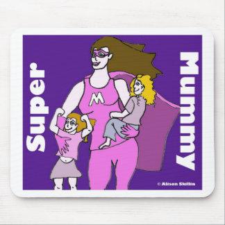 Super Mummy Mouse Mat