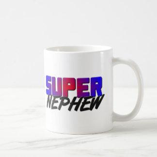 Super Nephew Basic White Mug