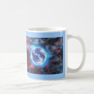 Super Nova Basic White Mug