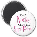 Super Nurse Fridge Magnet