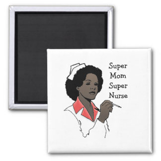 Super Nurse  Magnet