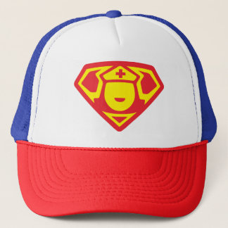 Super Nurse Trucker Hat