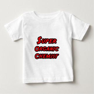 Super Organic Chemist Baby T-Shirt