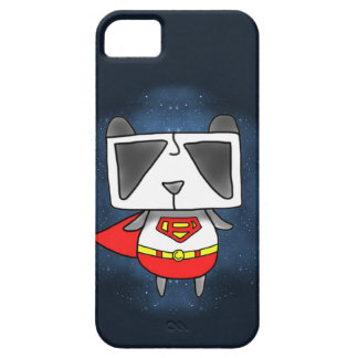 Super Panda Barely There iPhone 5 Case