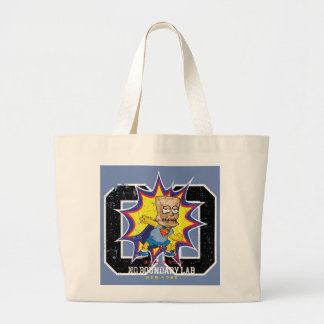 SUPER PAPERBAG MAN TOTE BAG