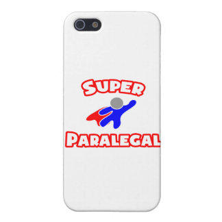 Super Paralegal Case For iPhone 5