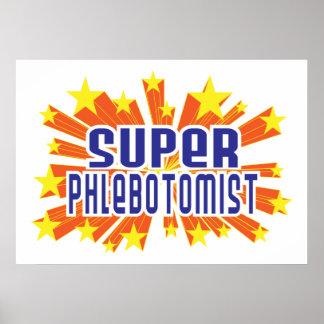 Super Phlebotomist Poster