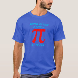 Super Pi Day T-Shirt