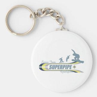 Super Pipe Key Ring