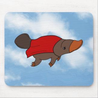 Super Platypus Mouse Pad