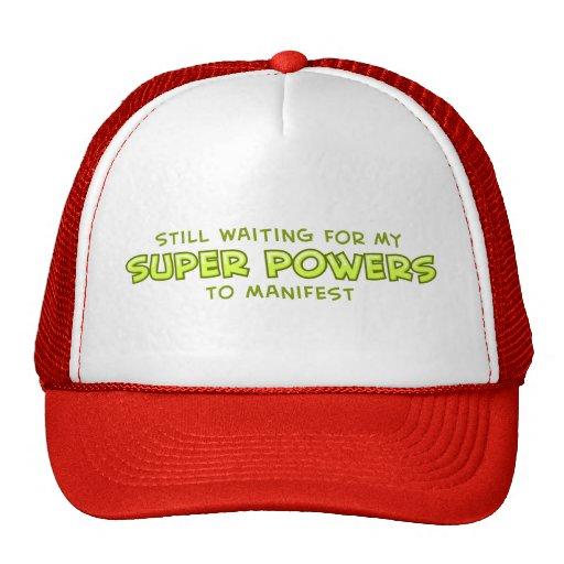 Super Powers Cap