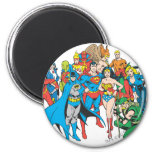 Super Powers™ Collection 2 6 Cm Round Magnet