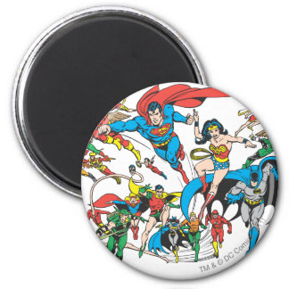 Super Powers™ Collection 3 Magnet
