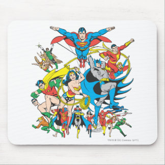 Super Powers™ Collection 4 Mouse Mat
