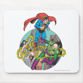 Super Powers™ Collection 6 Mouse Mat