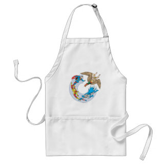 Super Powers™ Collection 7 Apron