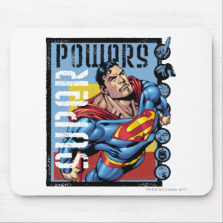 Super Powers Mouse Mat