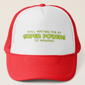 Super Powers Trucker Hat