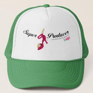 Super Producer Shoe Charm Trucker Hat