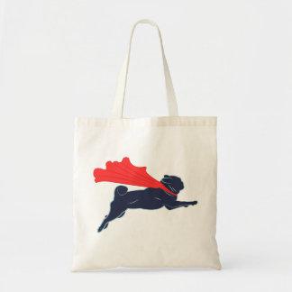 Super Pug Tote Bag