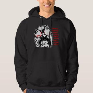 super rage face meme rofl hoodie
