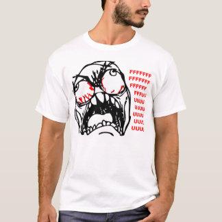 super rage face meme rofl T-Shirt