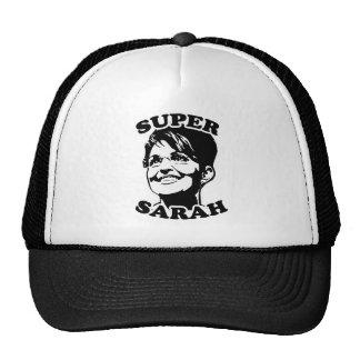Super Sarah Hats