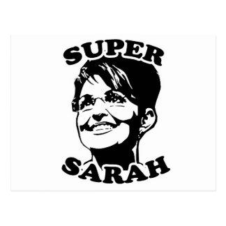 Super Sarah Postcard