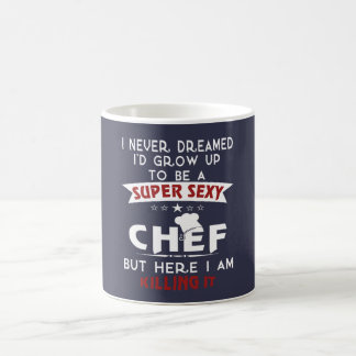 Super Sexy Chef Coffee Mug