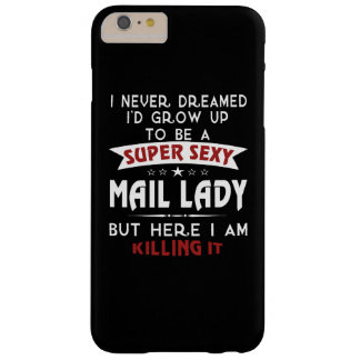 Super sexy mail lady barely there iPhone 6 plus case