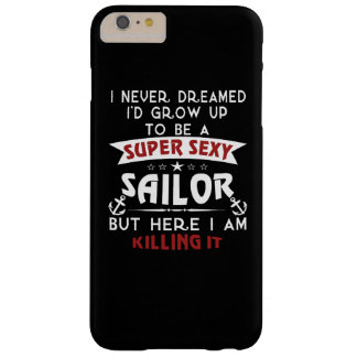 Super Sexy Sailor Barely There iPhone 6 Plus Case