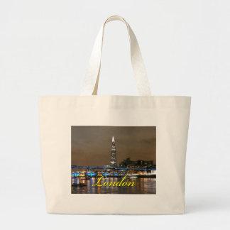 Super Shard London Tote Bags